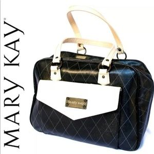 Mary Kay Large Duffle Tote Makeup Organizer
